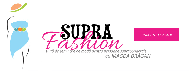 Inscriere seminarii de moda pentru persoane supraponderale