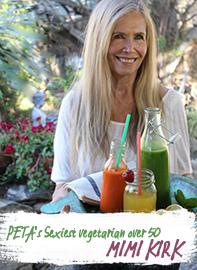 Mimi Kirk - conferință despre raw vegan în România