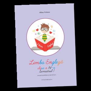 Manuale copii CES - engleza a IV-a