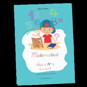 Manuale copii CES - matematică a IV-a