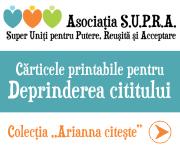 Colecția Arianna citește - Asociatia S.U.P.R.A.